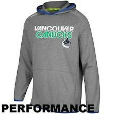 NHL Vancouver Canucks Asset Pullover Hockey Hoodie Top Sweater Jumper Youth Kids