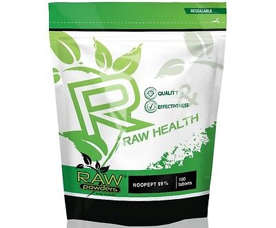 RAW Pwd. - 100 tab 30 mg - Best vitamins for brains!
