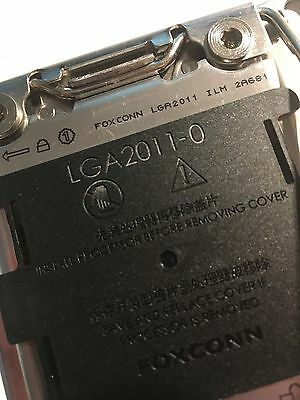 DELL Foxconn LGA2011-0 Socket R Wide ILM, Latch, Holder, No studs, Water cooling