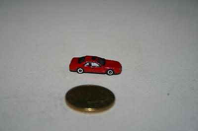 Spur Z 1:220 Kleinserie: Ford Thunderbird, rot, ohne Verpackung
