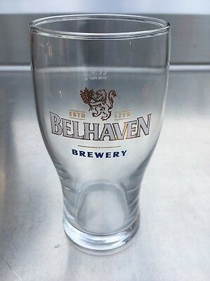 Belhaven Brewery Glass