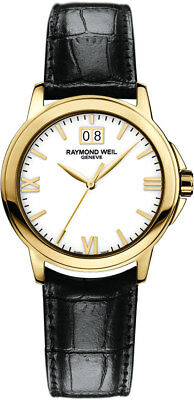 Raymond Weil Tradition 18K Gold-Plated Stainless Steel Mens Watch 5476-P-00307 S