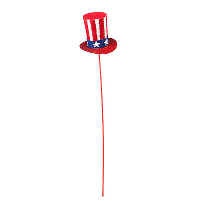 Cypress Home Americana Top Hat Party Pick