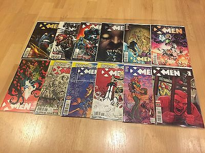 NEW Marvel Comics Extraordinary X-men Run Set 7-20 + Annual Lot 12 Issues 2017!