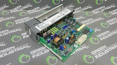 USED Allen Bradley 1746-NO4V/A SLC 500 Analog Output Module