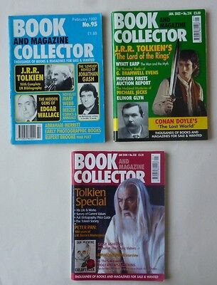Book and Magazine Collector - 5 different on Tolkien