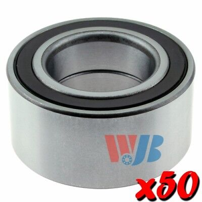 50 x New Front Wheel Bearings WJB WB510098 Cross 510098 WB000013 FW209 Wholesale