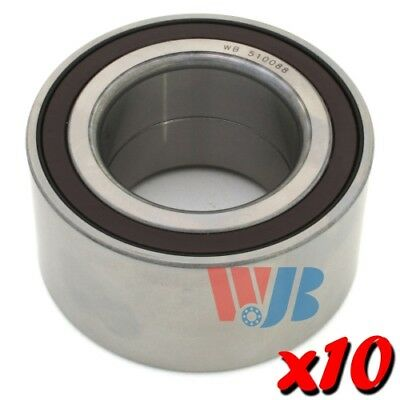 10 x New Front Wheel Bearings WJB WB510088 Cross 510088 WB000008 FW77 Wholesale