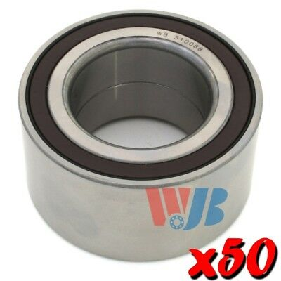 50 x New Front Wheel Bearings WJB WB510088 Cross 510088 WB000008 FW77 Wholesale