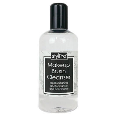 Stylpro Makeup Brush Cleanser Solution/Liquid 250ml