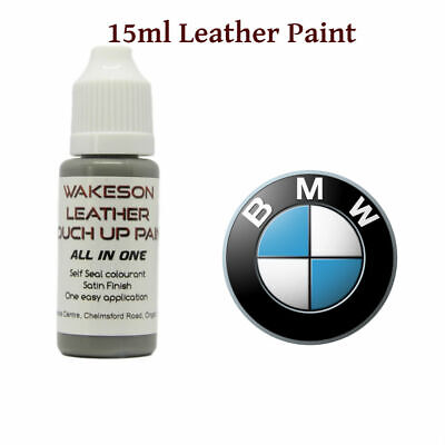 BMW DAKOTA Leather Touch Up Scratch Repair restorer Paint All Colours
