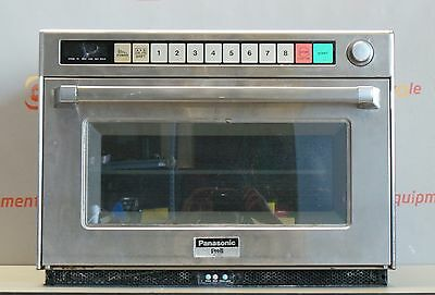 Panasonic Pro II Commercial Microwave Oven Steamer NE-3280 Free Shipping