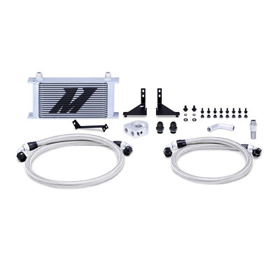 Mishimoto Oil Cooler Kit (Silver) fits Ford Fiesta ST