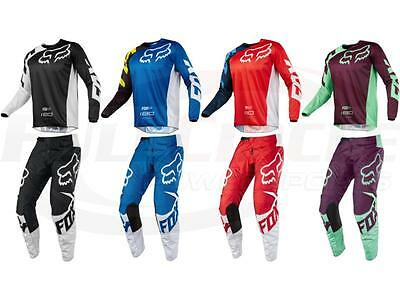Fox Racing 180 Race Jersey & Pant Combo Men's Motocross/MX/ATV/BMX Dirt Bike '18