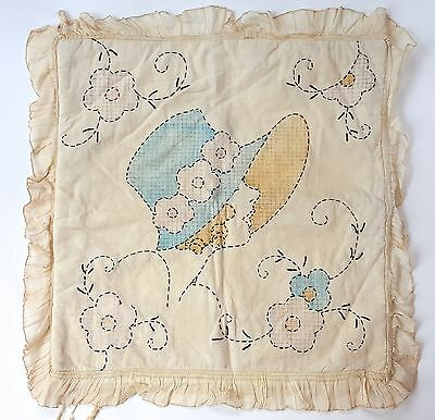 1920s Vintage Flapper Girl Pillowcase Pillow Cover 20s