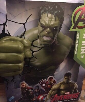 The Avengers Age of Ultron Incredible Hulk Captain America Store Display Prop