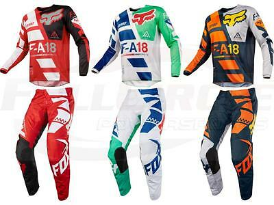 Fox Racing 180 Sayak Jersey & Pant Combo Men's Motocross/MX/ATV/BMX Dirt Bike 18