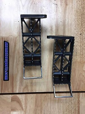 YAMAHA YFZ 450 CARB MODEL IMS PEGS 2004-2009 Foot Pegs Footpegs YFZ450