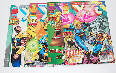 Bishop: XSE #1-4,  Complete Limited Series, 9.4 NM Marvel Comics, X-Men