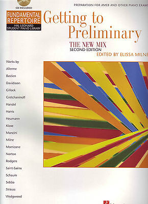 Getting to Preliminary- The New Mix - 2nd Edition (Bk+Cd)-Elissa Milne- AP1002