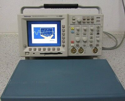 Beautiful Tektronix Tds 3012