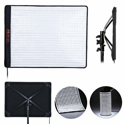 Falcon Eyes RX-18T 62W 5600K 504pcs LED Video Light Rollable Flexible Waterproof