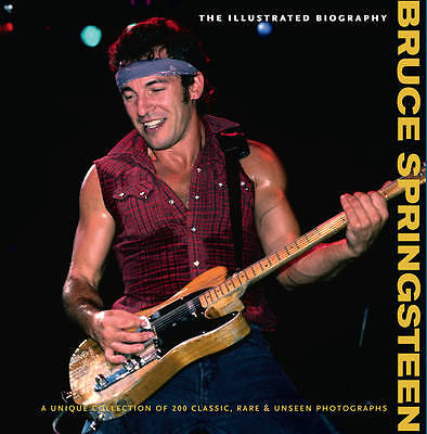 Bruce Springsteen (Illustrated Biography Collectors), 1907176527, New Book