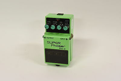 Boss PH-2 Super Phaser Guitar Pedal