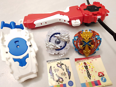 Beyblade S3 burst xeno xcalibur and lost longinus