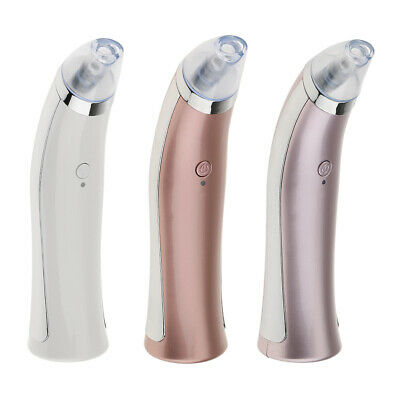 Electric Face Ance Blackhead Removal Pores Cleaner Vacuum Suction Skin Care