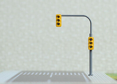 New 1 x  6.5cm Traffic Signal LED Street Light + 12 Volt Resistor