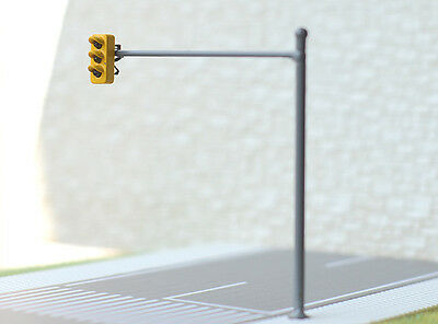 2 x Traffic Signal Street Lights + 1 Control Board HO OO Scale 7.5cm 4-20V