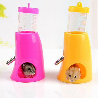 125ML Bunny Drinking Water Bottle Rabbit Pigs Hamster Mice Rats Gerbils Portable