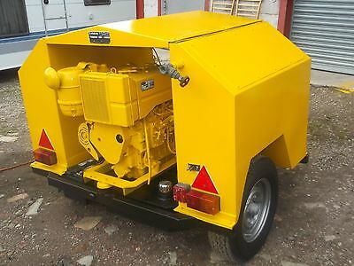 Fast Tow Drain Jetter / Power Washer Ideal For Cleaning Driveways Direct Council