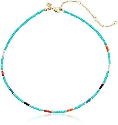 Rebecca Minkoff Jewelry Seed Bead  Choker Necklace,- Pick SZ/Color.
