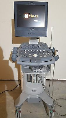 Siemens Acuson X300 Diagnostic Ultrasound system with Two probes