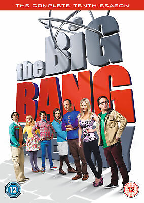 The Big Bang Theory - Season 10 [2017] (DVD)