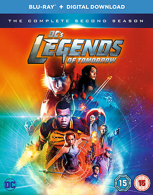 DC Legends of Tomorrow S2 [2017] (Blu-ray)
