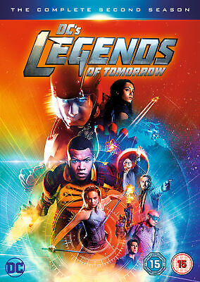 DC Legends of Tomorrow S2 [2017] (DVD)