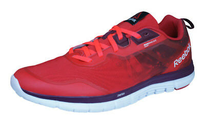 056f2e49a4645 REEBOK ZQUICK SOUL Mens Running Sneakers   Sports Shoes - Red ...