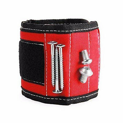 1Pcs Sports Wristbands Protection Belt Magnetic Screw Support Tool