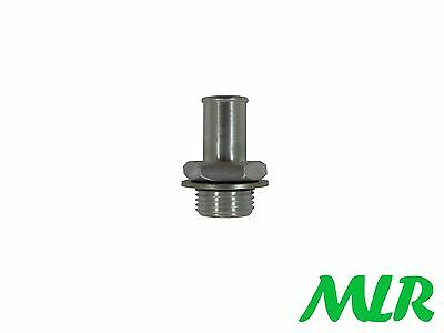 Bosch 044 Fuel Pump Inlet Fitting Union For 12Mm Id Hose Pipe Zh