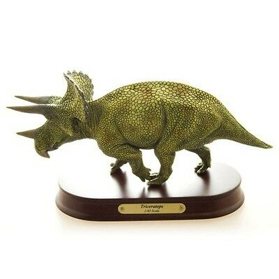 NEW Febaritto FDF102 Triceratops Desktop Model 1/40 Polyresin Figure 70332 Japan