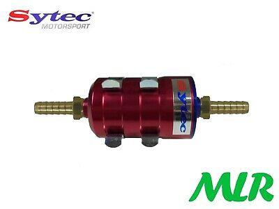 Fse Sytec Motorsport Bullet A3 Fuel Injection Pump Pre-Filter 10Mm Fittings Bbmr