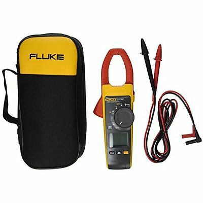 new Fluke 374 FC Wireless True-RMS AC/DC Clamp Meter with Protective Case Pouch