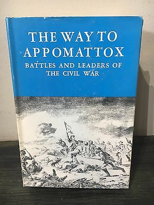 Set of 4: Battles and Leaders of the Civil War