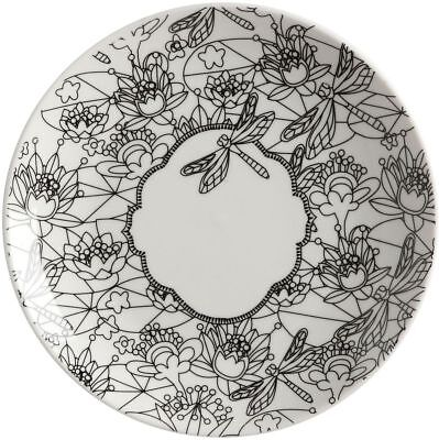 Maxwell & Williams Mindfulness Messages Plate Boxed Gift (Dragonfly) 19cm Dragon