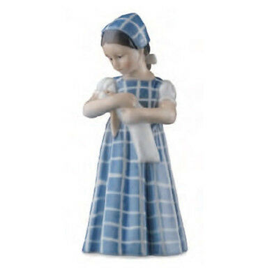 Royal Copenhagen Mary vestito a quadretti 19cm Figurine 1024561