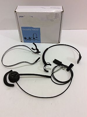 Plantronics HW540 EncorePro Convertible Headset Mono