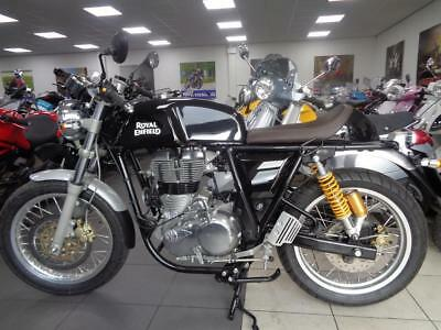Classic Royal Enfield Continental Gt